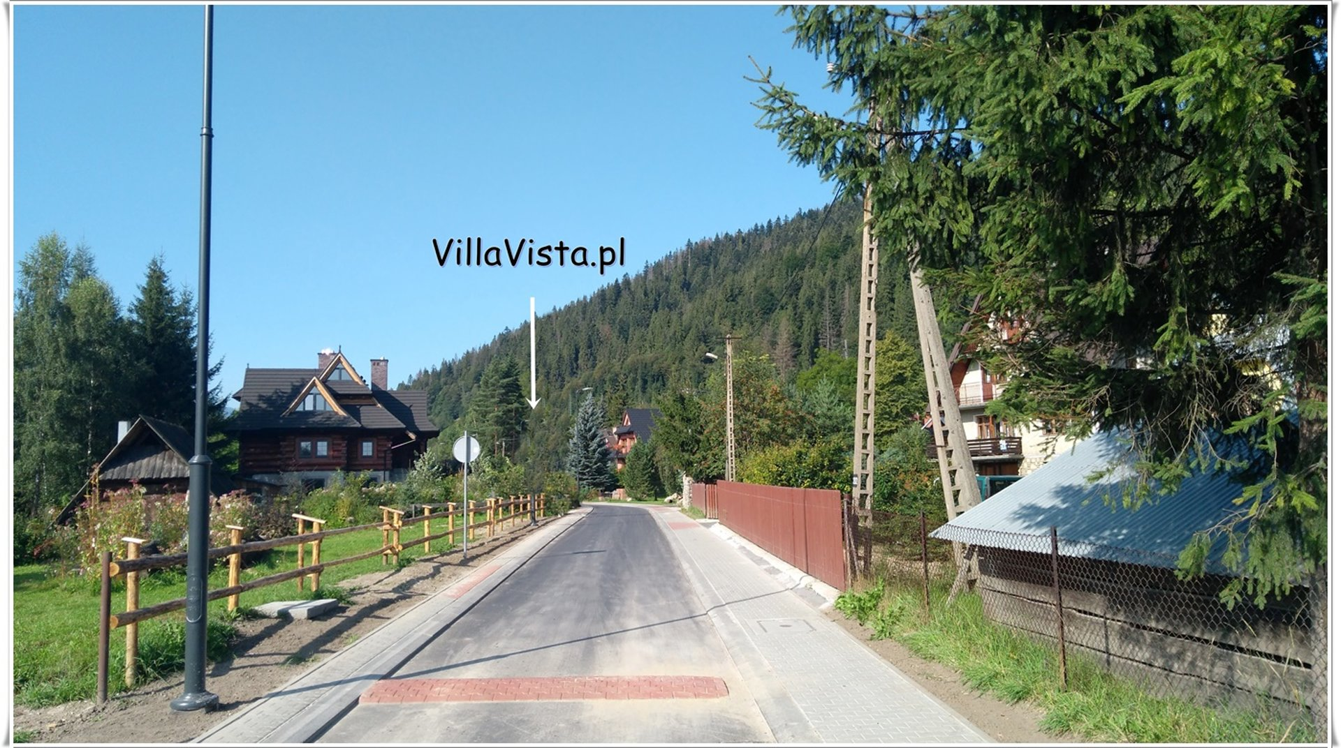 Villa Vista Apartamenty